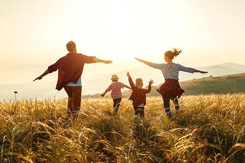 Übersichtsbild Fokuskurs Hyponose - Hypnose bei Paaren und Familien